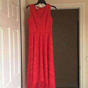 Beautiful red dress new, never worn.